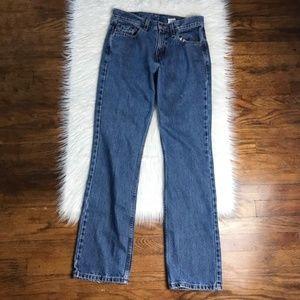 Vintage Levi's 505 Straight Leg Mom Jeans